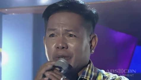 TNT 4: Visayas contender Roger Cabalhug sings Help Yourself Image Thumbnail