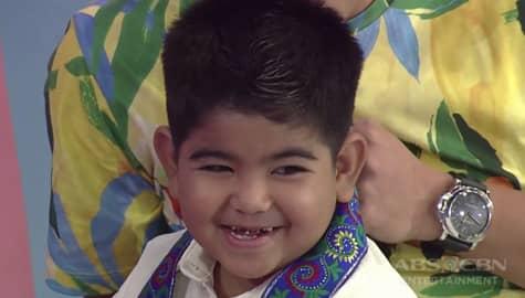It's Showtime: Yorme, pinangalanan ang bago niyang hair style Image Thumbnail