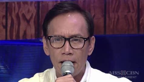 It's Showtime: Hurado Rey, may binitiwang matinding hugot! Image Thumbnail