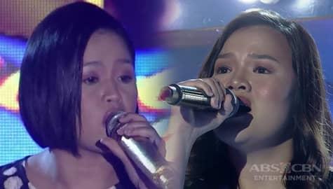 TNT 4: Miah Canton, sinubukan agawin ang golden microphone kay Nikole Kylle Bernido Image Thumbnail