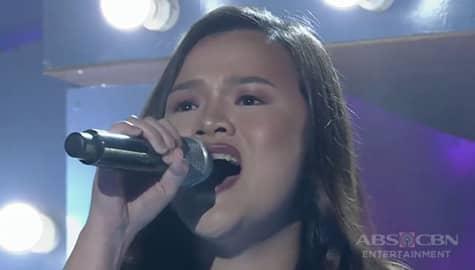 TNT 4: Luzon contender Miah Canton sings Grenade Image Thumbnail