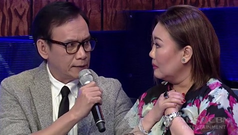 It's Showtime: Hurado Rey, may binasa para kay Hurado Dulce Image Thumbnail