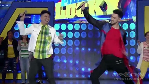 Na-miss niyo ba? Billy at Vhong, sabay na muling humataw sa It's Showtime stage! Image Thumbnail
