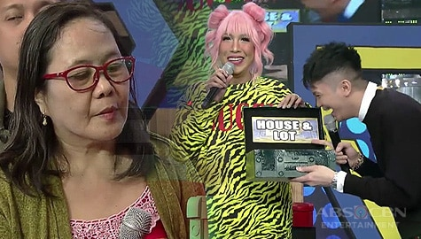 It's Showtime: PiLing Lucky contestant, muntik na makuha ang jackpot prize na house and lot! Image Thumbnail