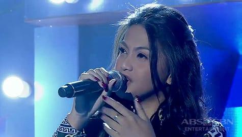 TNT 4 Metro Manila contender Kristel Herrera sings I'm Every Woman