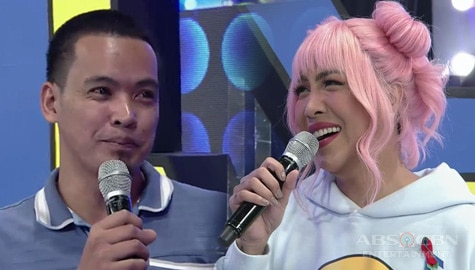 WATCH: Lucky Driver Mark inspires Vice Ganda on It's Showtime Image Thumbnail