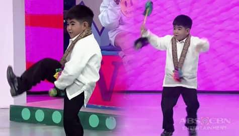 It's Showtime: Yorme, ipinakita ang galing sa paggamit ng baton Image Thumbnail