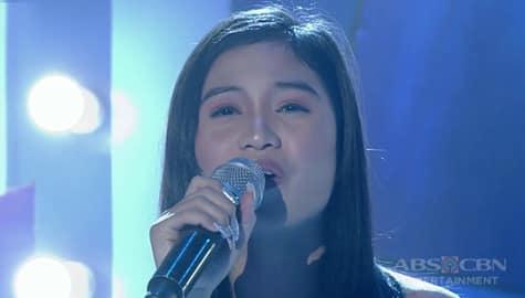 TNT 4: Mindanao contender Christine Lyka Estrella sings Still I Rise Image Thumbnail