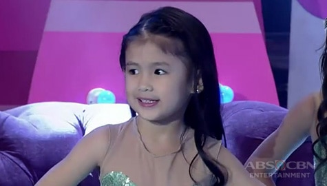 It's Showtime: Brianna Advincula, nakuha ang Mini Ms. U Madlang People Choice Award Image Thumbnail