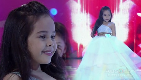 It's Showtime: Bella Ichallalen, pasok na sa semifinals ng Mini Ms. U! Image Thumbnail