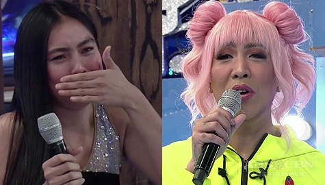 WATCH: It's Showtime dancer Neri, naiyak dahil sa sinabi ni Vice Ganda Image Thumbnail