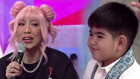 It's Showtime: Vice Ganda, naisip kung bakit umaarte sa kanya si Yorme noong nakaraang araw  Image Thumbnail