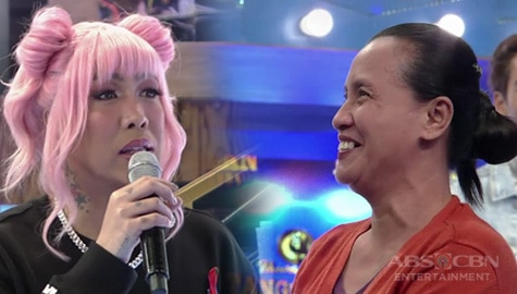 It's Showtime: Vice Ganda, tinanong ang opinyon ni nanay Becca sa usaping 'Secret wedding'  Image Thumbnail