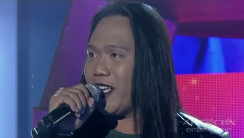 TNT 4: Mindanao contender Dimple Kwyn Sabio sings A Kind Of Magic Image Thumbnail