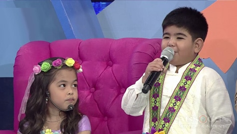 It's Showtime: Yorme, may tula tungkol sa 'Batang Bibo' Image Thumbnail