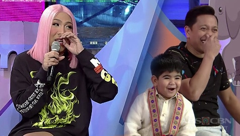 It's Showtime: Vice Ganda at Jhong, naamoy ang PASABOG ni Yorme!