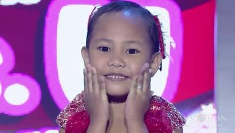 It's Showtime: Princess Aquino, itinanghal na Mini Miss U of the day! Image Thumbnail