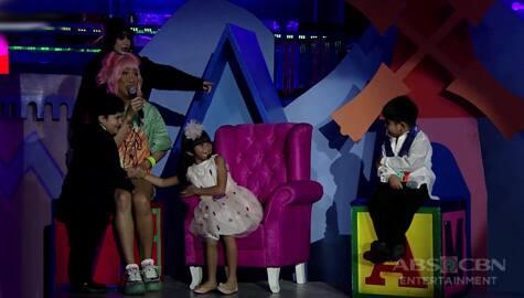 It's Showtime: Yorme, sinubukan takutin ni Vice Ganda Image Thumbnail