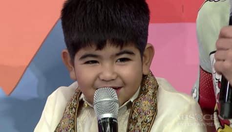 WATCH: Yorme, tinanong kung magkano ang sahod niya sa 'Showtime' Image Thumbnail