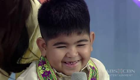It's Showtime: Yorme, gustong mag-donate sa mga nasalanta sa pagsabog ng bulkang Taal Image Thumbnail