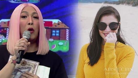 It's Showtime: Vice Ganda, may kwento sa bagong panganak na si Anne Image Thumbnail