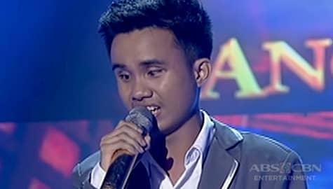 WATCH: Carlmalone Montecido sings Hanggang on Tawag Ng Tanghalan Year 1 Huling Tapatan day 1 Image Thumbnail