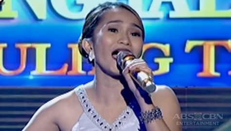 WATCH: Rachel Gabreza sings Magsimula Ka on Tawag Ng Tanghalan Year 1 Huling Tapatan day 1 Image Thumbnail