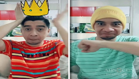 It's Showtime: Teddy, may pasabog sa kanyang 'Corona Bye Bye Na' dance challenge