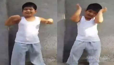 """It's Showtime: Yorme, nakiindak sa """"Corona Ba-Bye Na"""" dance craze! Image Thumbnail"""