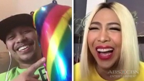 It's Showtime: Jhong, may ginawang tula para sa kaarawan ni Vice Ganda Thumbnail