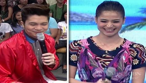 It's Showtime: Panoorin kung paano pinakilig nina Anne at Vhong ang Madlang People sa Sine Mo 'To Image Thumbnail