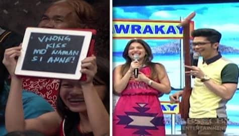 It's Showtime: Madlang People, may hiling kina Vhong at Anne Image Thumbnail
