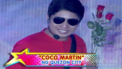 It's Showtime: Coco Martin KalokaLike, pinakilig ang Madlang People! Image Thumbnail
