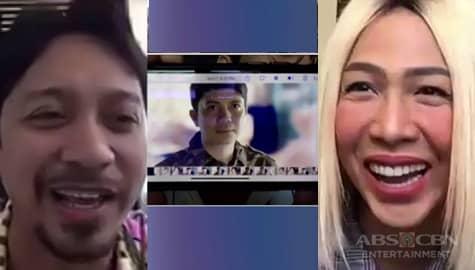 It's Showtime: Vhong, may ipinapanood kina Vice Ganda at Jhong tungkol sa 'CLOY' Image Thumbnail