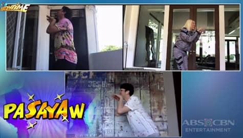 It's Showtime: Vice, Vhong at Jhong, ginawan ng bagong steps ang kantang 'Sumayaw, Sumunod' Image Thumbnail
