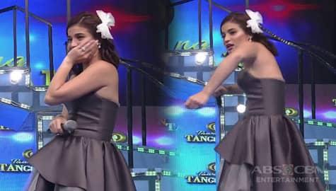 Ang hindi makakalimutang pag-sayaw ni Anne sa It's Showtime ng walang music Image Thumbnail
