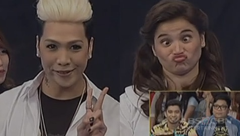 Balikan ang masayang showdown ng face dance nina Vice Ganda at Anne sa It's Showtime! Image Thumbnail