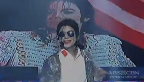 Michael Jackson look-a-like joins It's Showtime Kalokalike Image Thumbnail