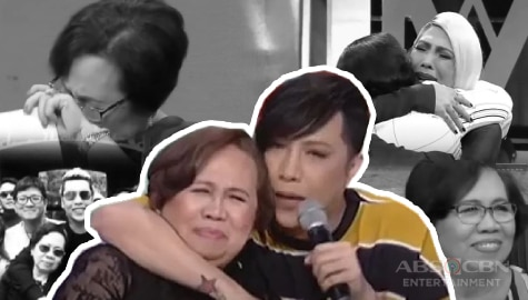 10 times Vice Ganda's closeness with his Nanay Rosario brought us smiles and tears!