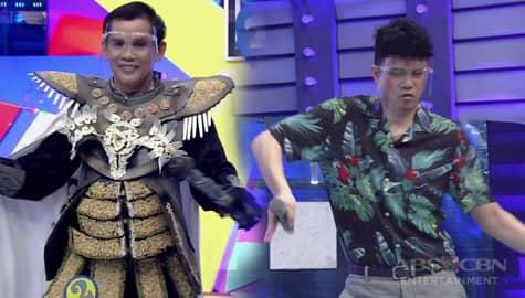 It's Showtime: Tatay Romulo, nakipag-dance showdown sa kanyang idol na si Vhong Navarro Image Thumbnail