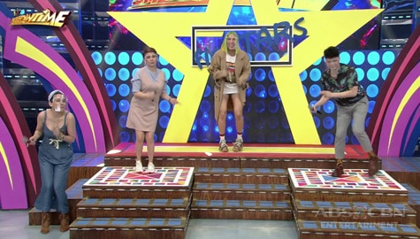 It's Showtime family, napaindak ng Papaya dance dahil sa pagka-miss sa Game Ka Na Ba? Image Thumbnail