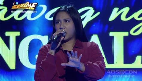 TNT 4: Maria Ellaine Cuadra sings Ikaw Lang Ang Mamahalin | Round 1 Image Thumbnail