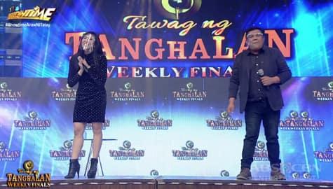 TNT 4: Rommel at Shan, tinanghal na kauna-unahang weekly winner Image Thumbnail