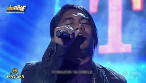 TNT4 Weekly Finals: Brian Constantinopla sings Nuay Mas Image Thumbnail