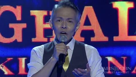 TNT4 Weekly Finals: Conrad Mananes sings Ngayon Image Thumbnail