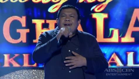 TNT4 Weekly Finals: Rommel Arellano sings Kasalanan Image Thumbnail