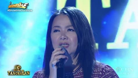 TNT 4: Ameurfina Martinez sings It's Too Late | Round 2 Image Thumbnail