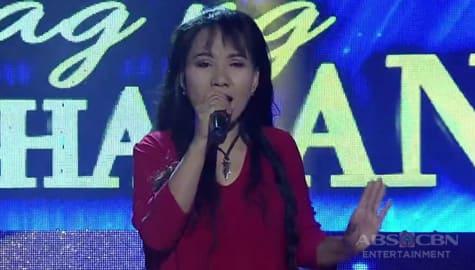 TNT 4: Sheila Reyes sings Bakit | Round 1 Image Thumbnail