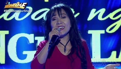 TNT 4: Sheila Reyes sings Memory | Round 2 Image Thumbnail