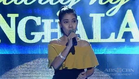 TNT 4: Marissa Yanga sings Sana'y Wala Nang Wakas | Round 1  Image Thumbnail